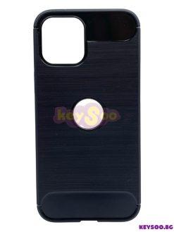 Carbon Case Black-iPhone 12 Pro Max