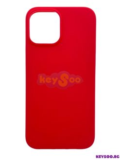 Forcell SOFT Case Red-iPhone 12 Pro