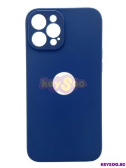 Forcell SOFT Case Dark Blue-iPhone 12 Pro Max