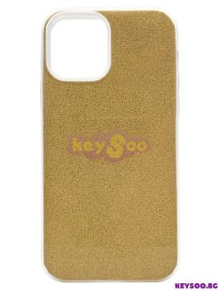 Forcell SHINING Case Gold-iPhone 12 Pro