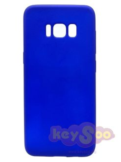 Jelly Case Flash Mat Blue-Samsung Galaxy S8