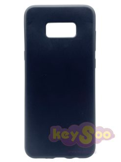 Jelly Case Flash Mat Black-Samsung Galaxy S8 Plus