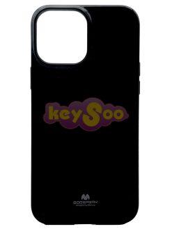 Jelly Case MERCURY black - iPhone 13 Pro Max