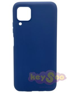 Forcell SOFT Case dark blue - Huawei P40 Lite