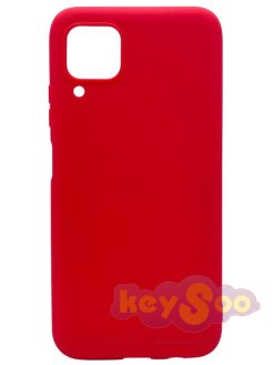 Forcell SOFT Case red - Huawei P40 Lite