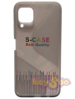 Forcell S-Case black - Huawei P40 Lite