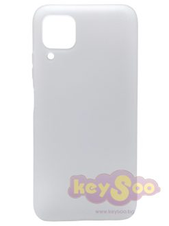 Forcell SOFT Case White - Huawei P40 Lite