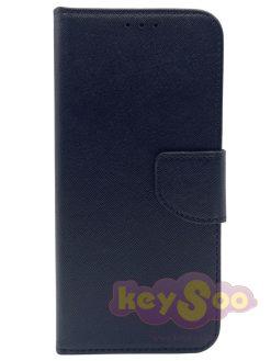 Fancy Book case black - Nokia 2.4