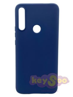 Forcell SOFT Case Dark Blue-Huawei P Smart Z