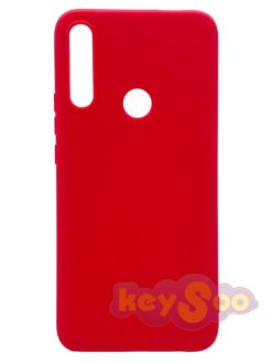 Forcell SOFT Case Red-Huawei P Smart Z