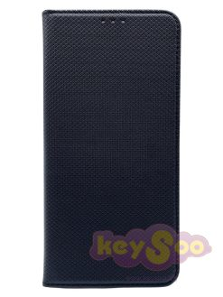 Smart Case Book Black-Huawei P Smart Z