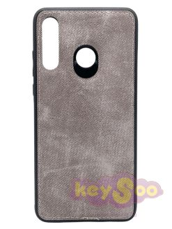 FORCELL Denim Case Grey-Huawei P30 Lite