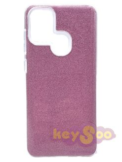 Forcell SHINING Case Pink-Samsung Galaxy A21s