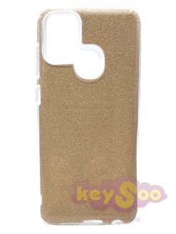 Forcell SHINING Case Gold-Samsung Galaxy A21s