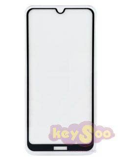 Zifriend 5D Tempered Glass Black WP Стъклен Протектор-Huawei Y7 2019